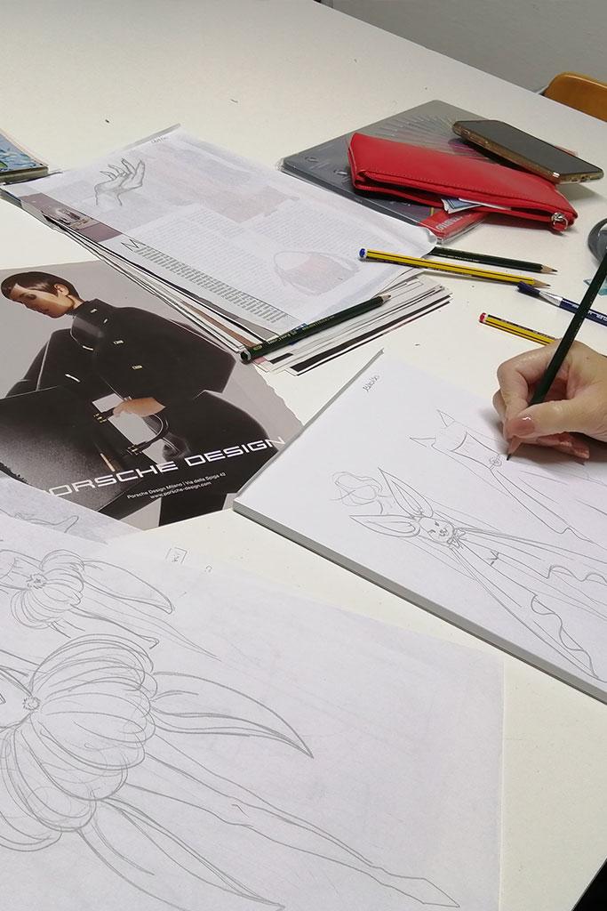 Corso Professionale per Stilista Professionale - Lorella Chinaglia