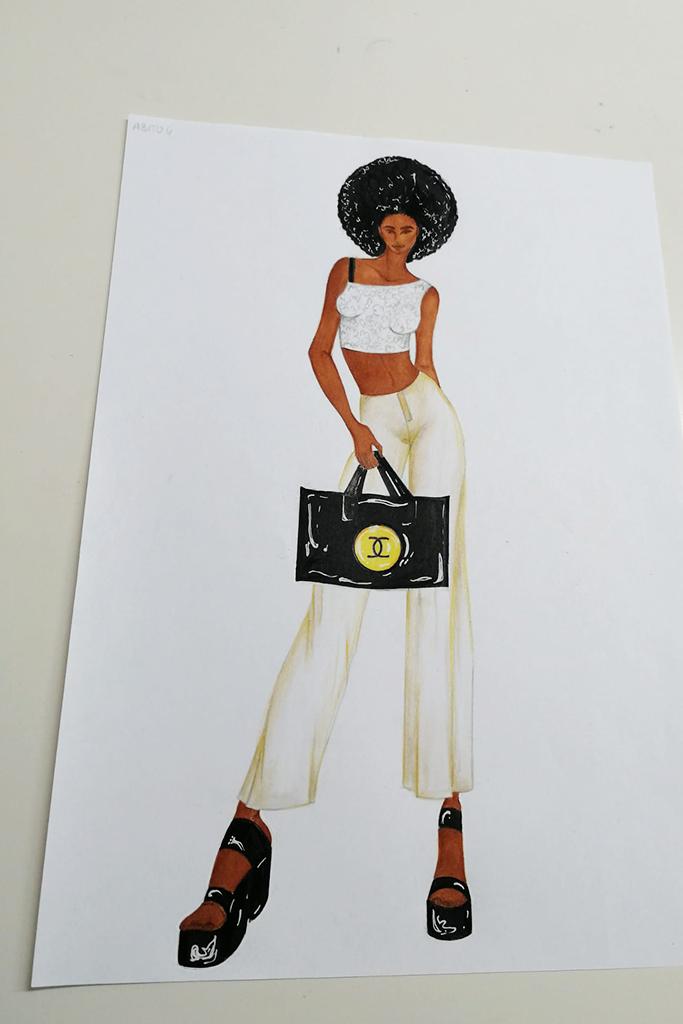 Fashion Designer - Lorella Chinaglia