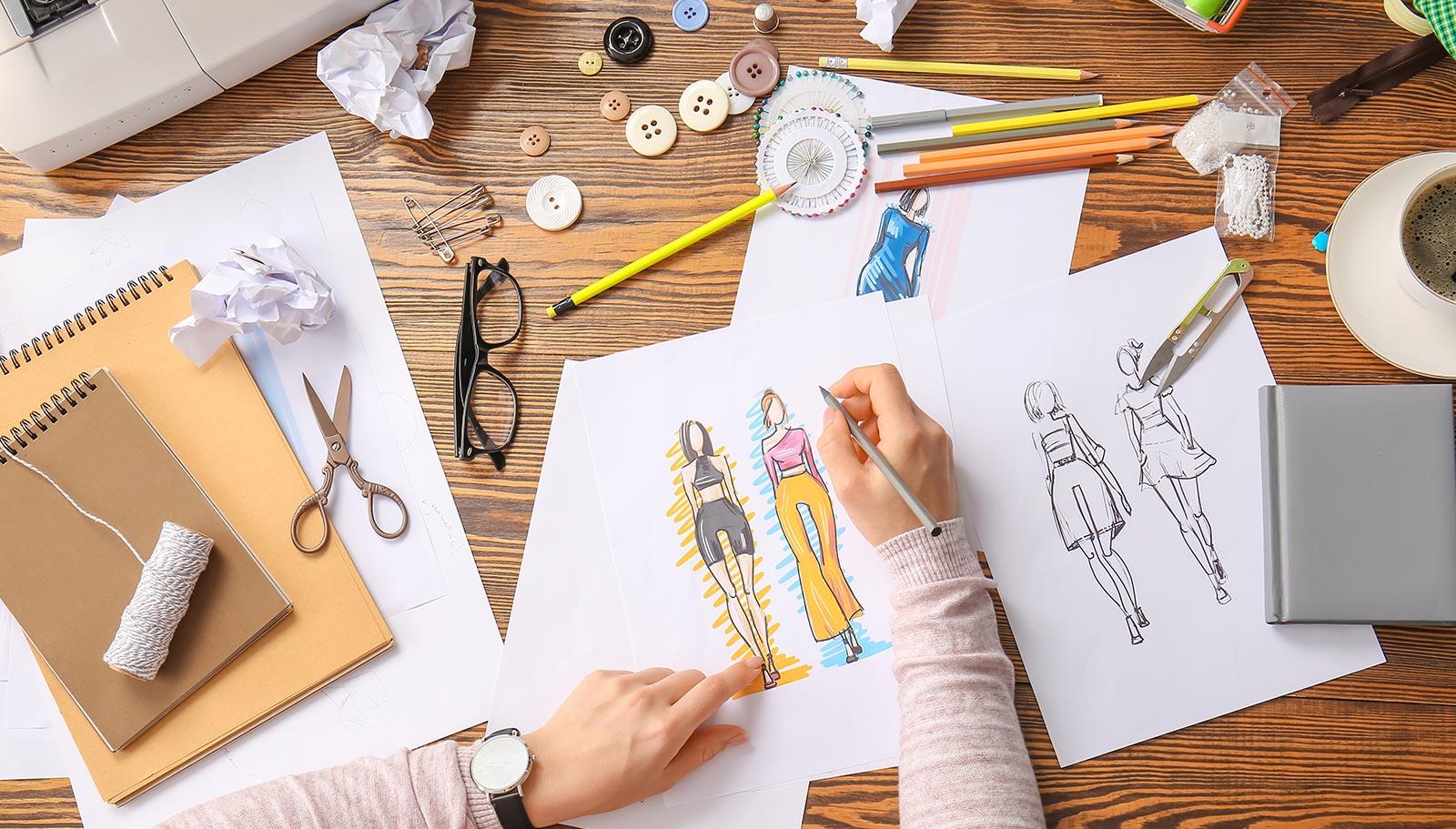 Corso di Fashion Designer